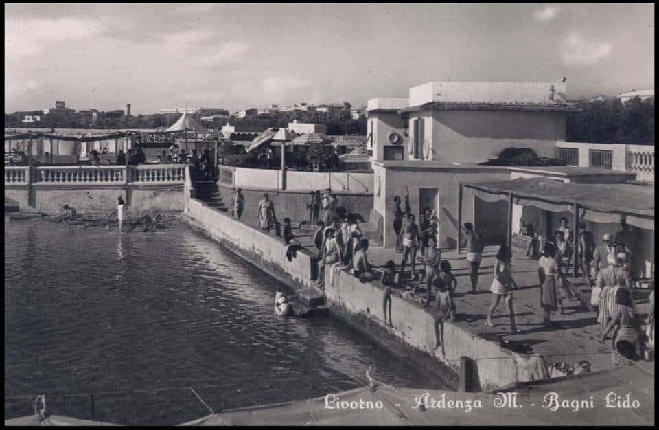 La Storia Bagni Lido Livorno