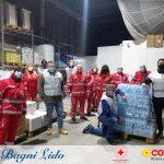 Bagni Lido e Croce Rossa Italiana Comitato di Livorno